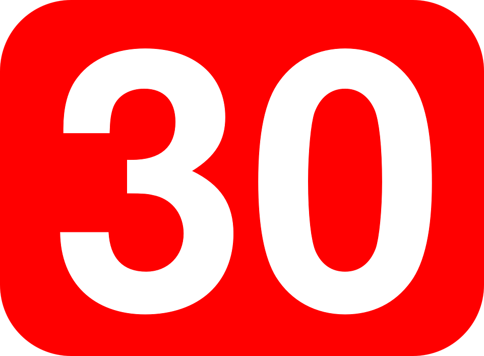 30 năm - Một chặng đường
