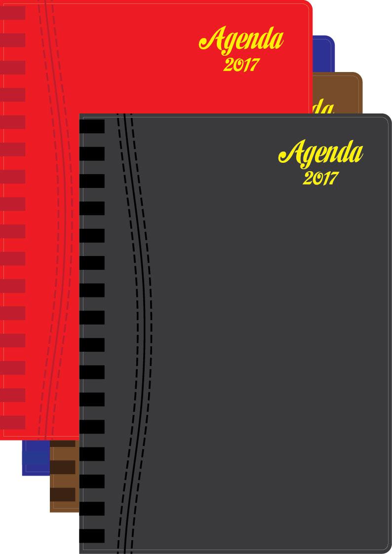 Sổ Lịch (Agenda 2017)