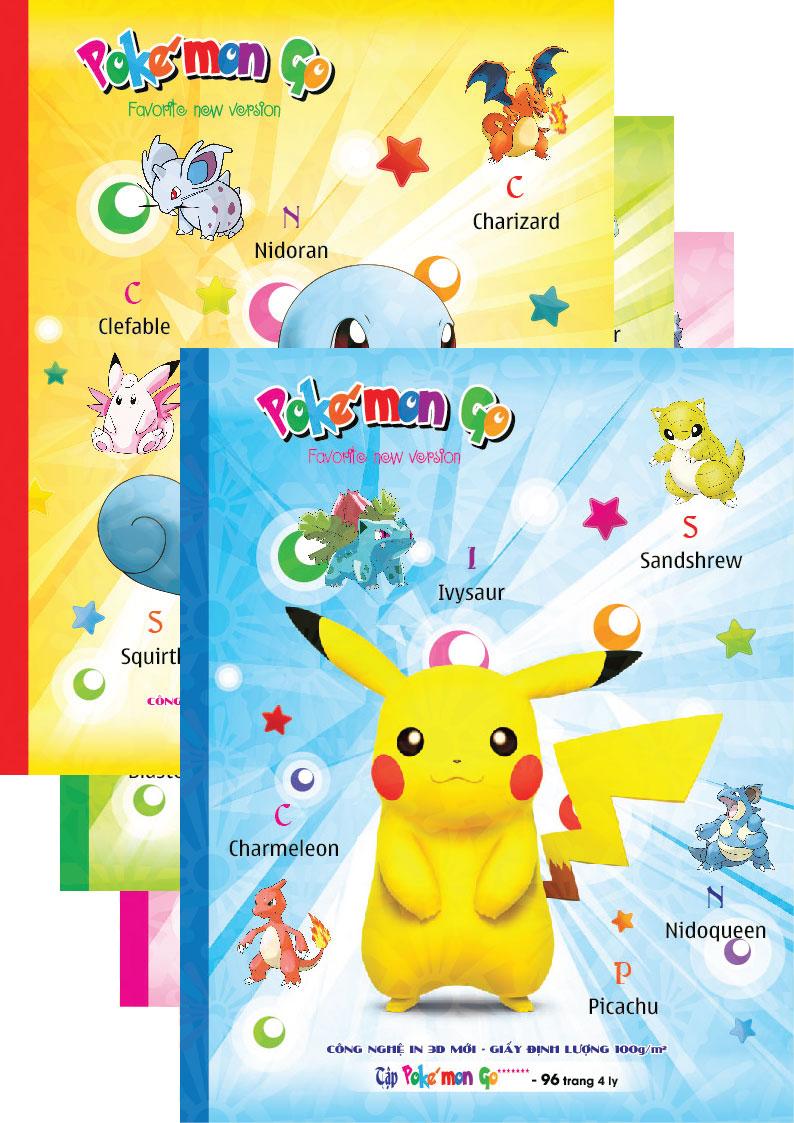 Tập Pokemon Go