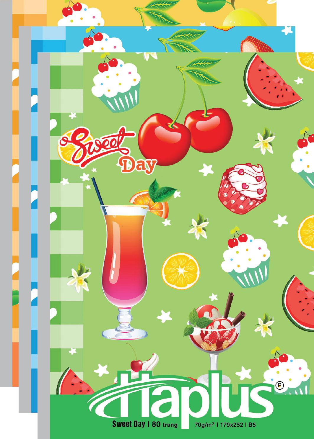 Haplus - Sweet Day