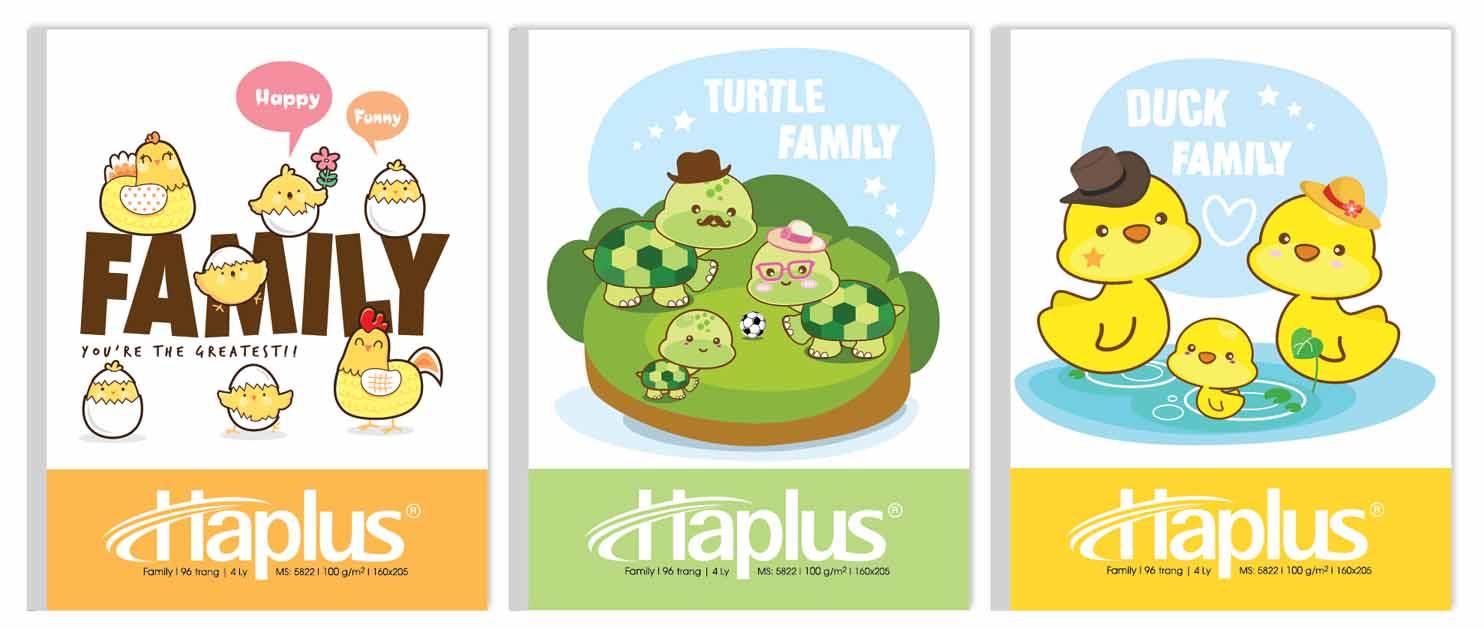Tập Haplus Family