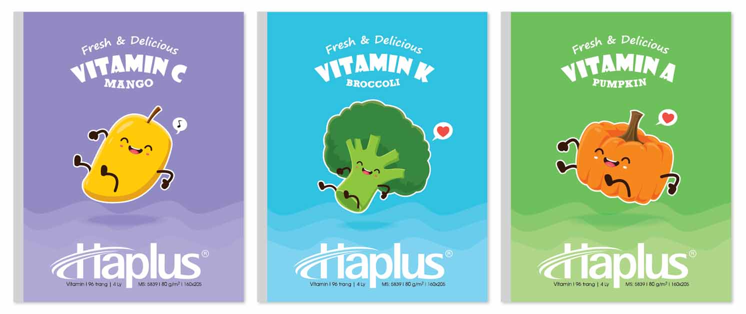 Tập Haplus Vitamin