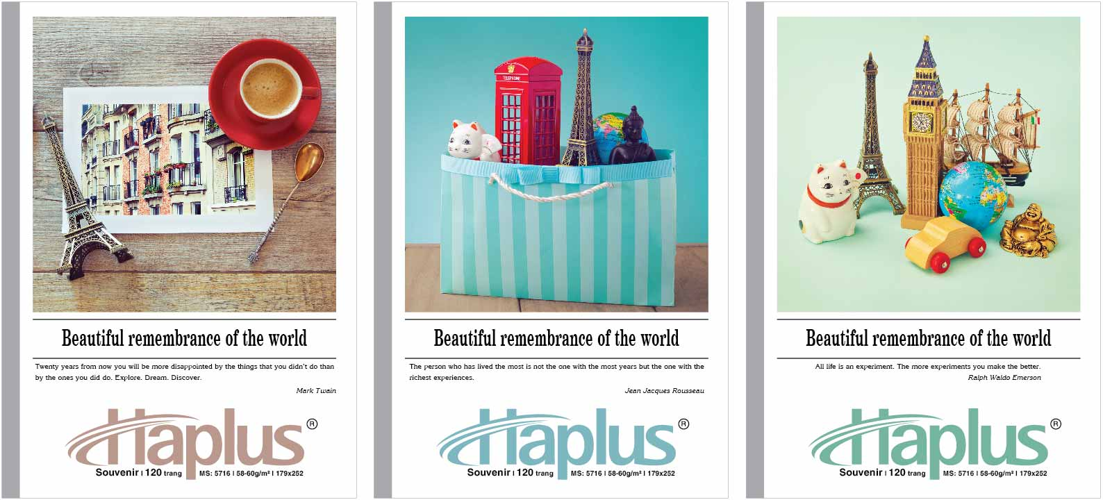 Haplus - Souvenir