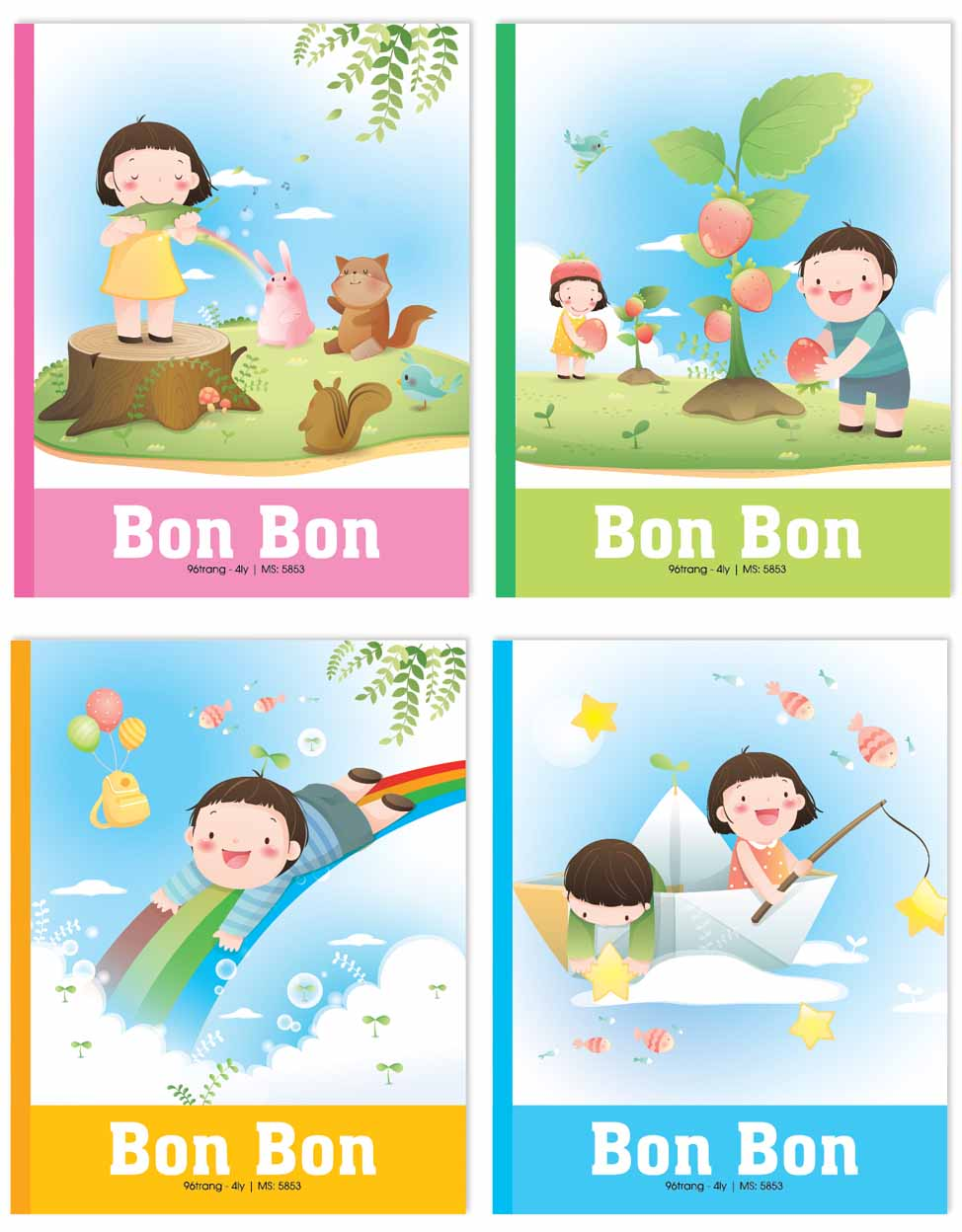 Tập Bon Bon