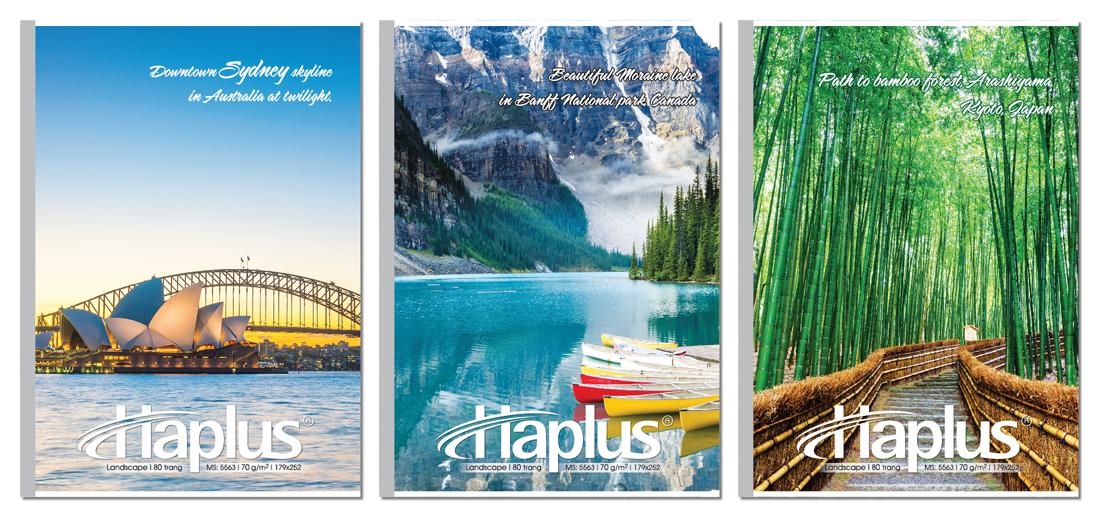 Haplus - Landscape