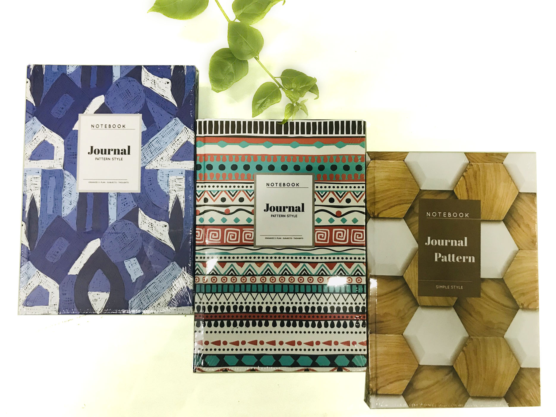 Sổ bìa bồi Journal 5-6-8