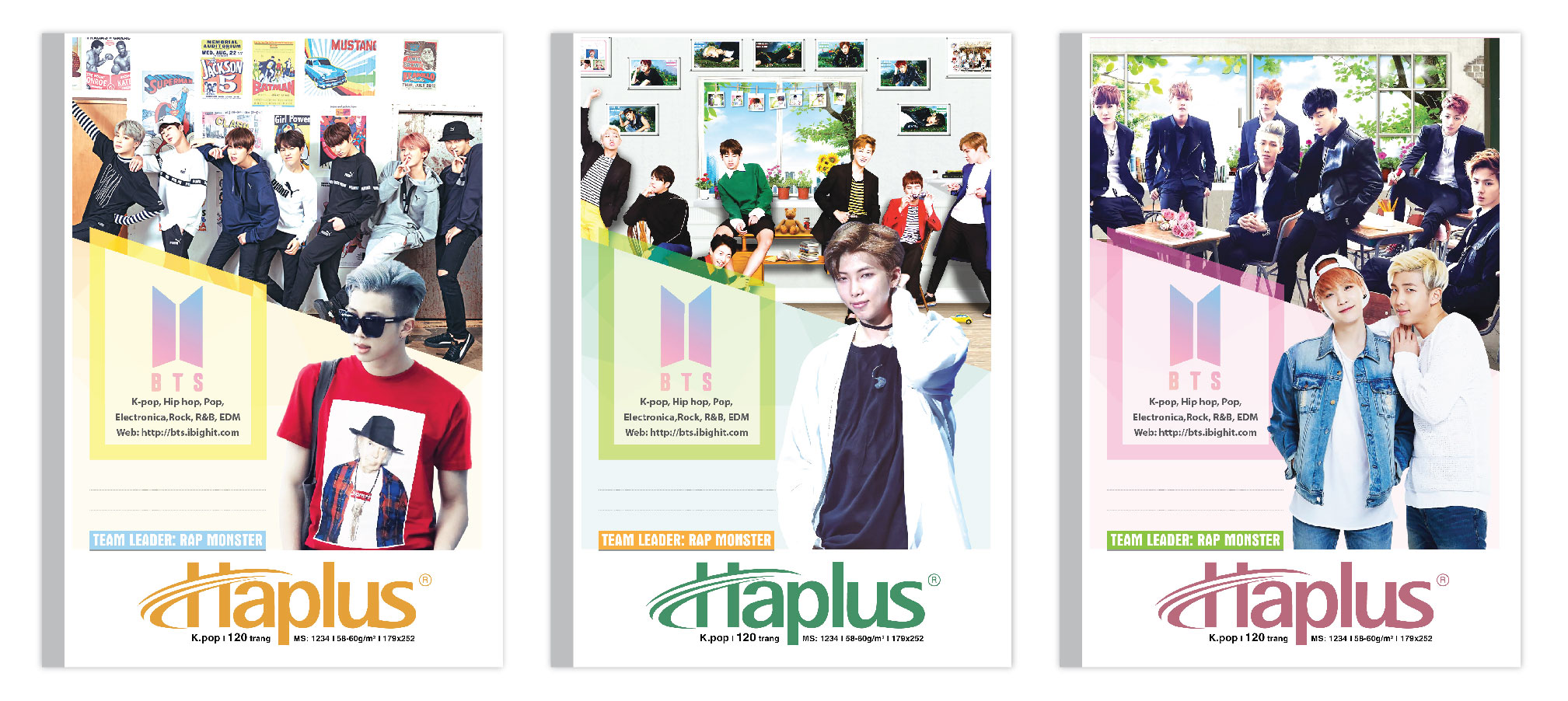 Haplus - K.Pop